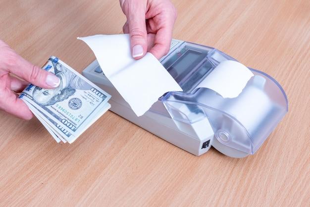 Negócios e conceito financeiro