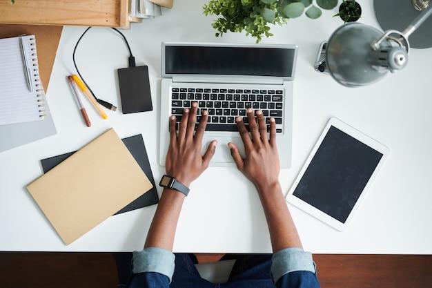 Networking por desk