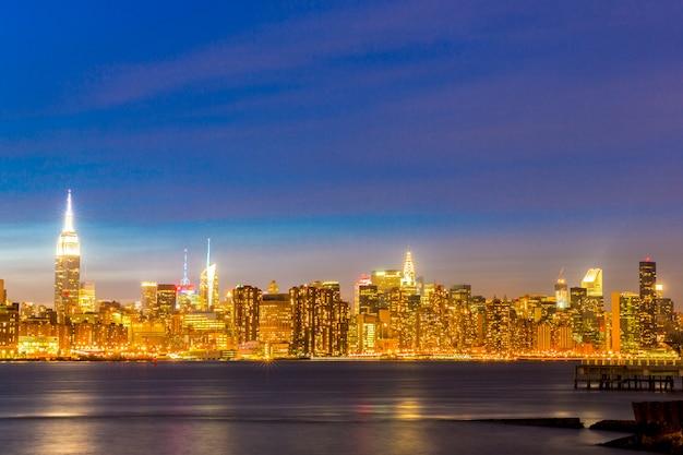 Newyork mid town