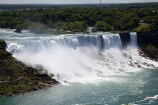 Niagara falls niagarariver