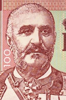 Nicolau i do montenegro em um projeto de lei