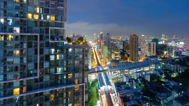 Noite de bangkok