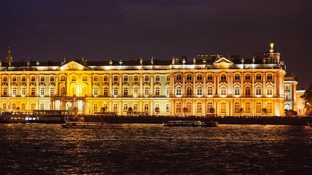 Noite de sankt petersburgo