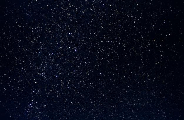 Noite estrelas céu
