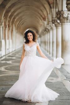 Noiva em veneza