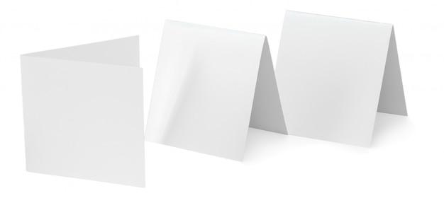 Nota branca papel escritório negócios