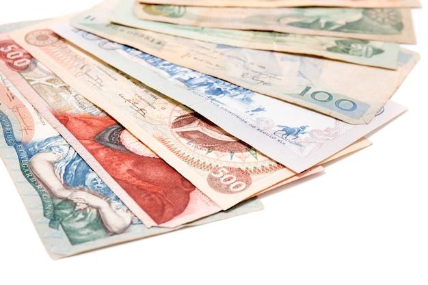 Notas bancárias obsoletas