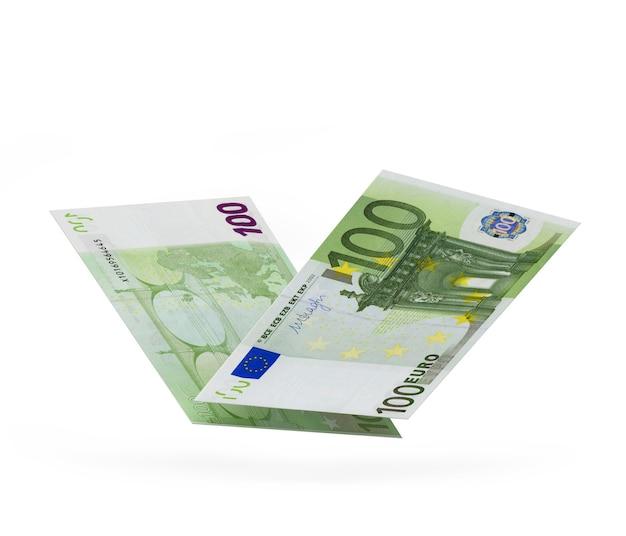 Notas de cem euros