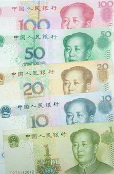 Notas de yuan