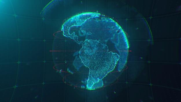 Notícias partículas do mundo