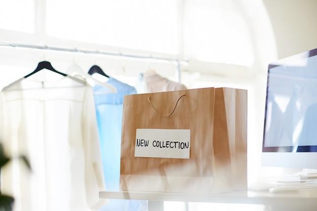 Nova coleção de moda