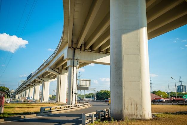 Nova construção rodoviária