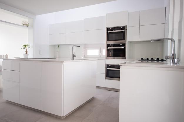 Nova cozinha moderna
