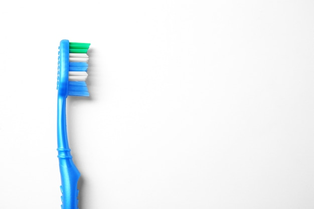 Nova escova de dente