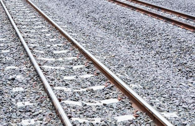 Nova linha férrea.
