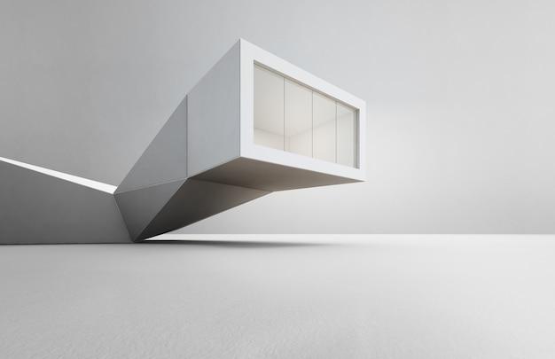 Nova tecnologia de construção para arquitetura futura.