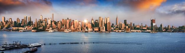 Nova york panorâmica