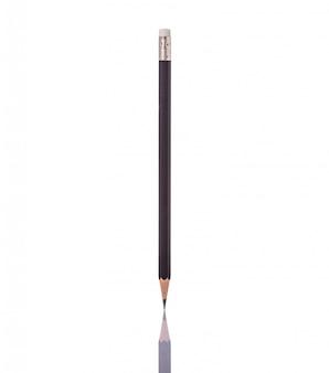 Novo lápis preto.