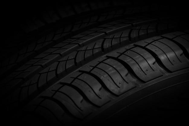 Novo pneu textura - fundo