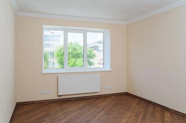 Novo quarto interior.