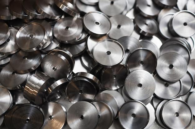 Novos detalhes de metal