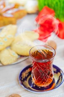 Novruz, tradições do azerbaijão. ano novo.