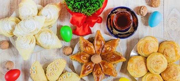 Novruz, tradições do azerbaijão.