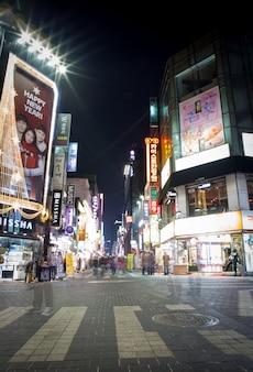 Numdaemun mercado - 05 de janeiro: pessoas compras em namdaemun mark