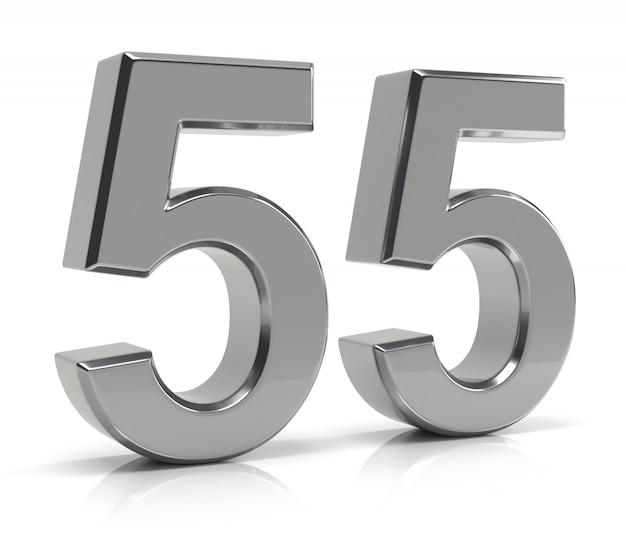 Número 55