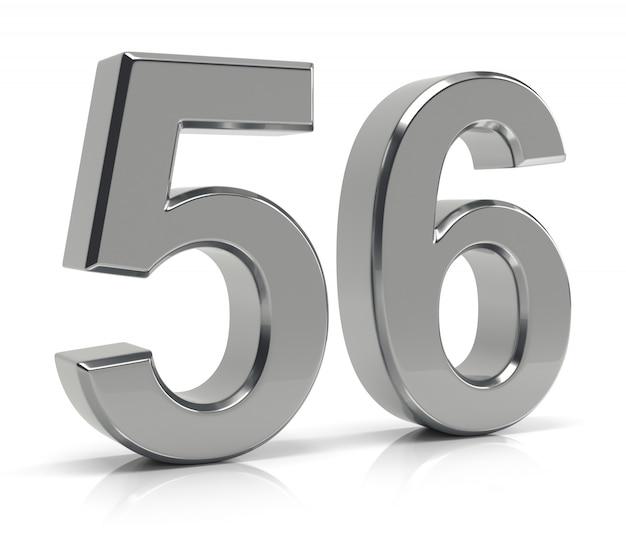 Número 56