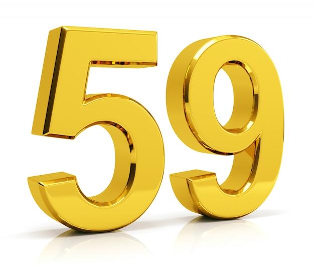 Número 59
