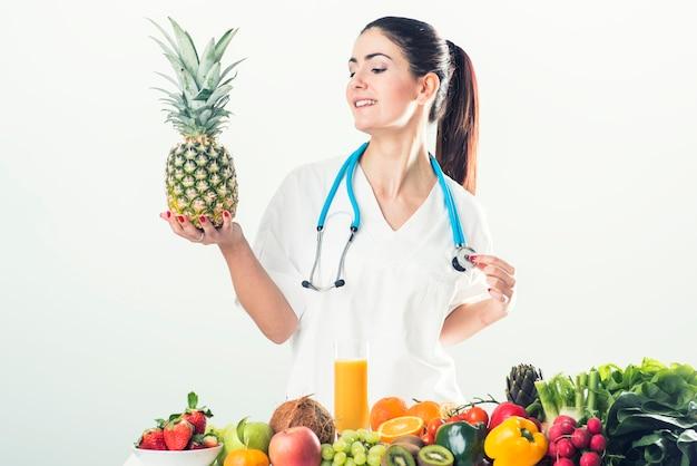 Nutricionista, nutricionista, alimentação.