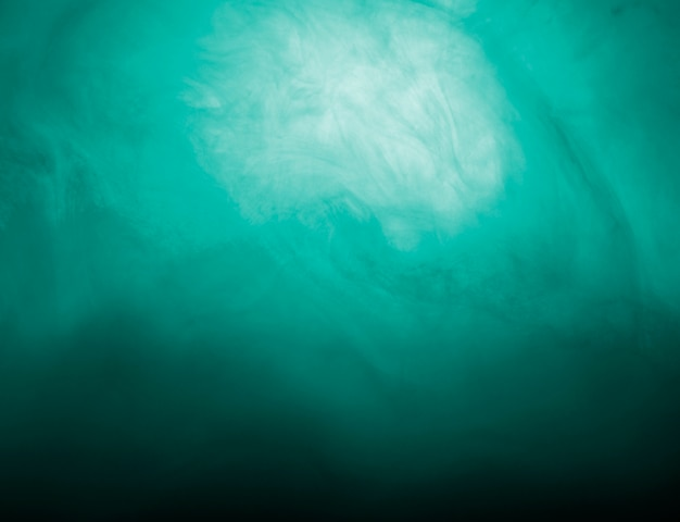 Nuvem abstrata de neblina azul