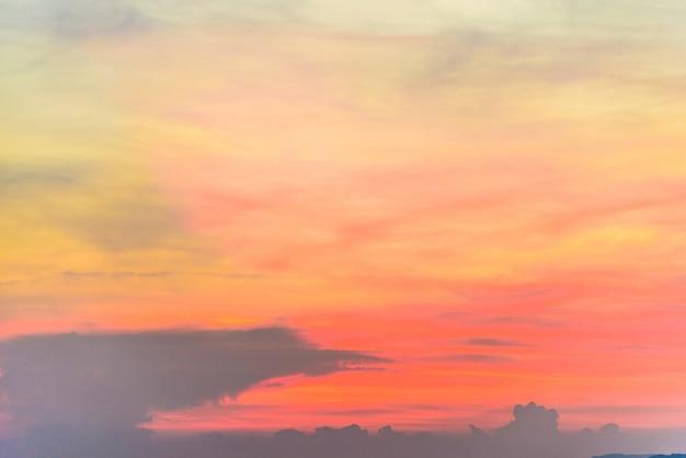 Nuvem crepuscular