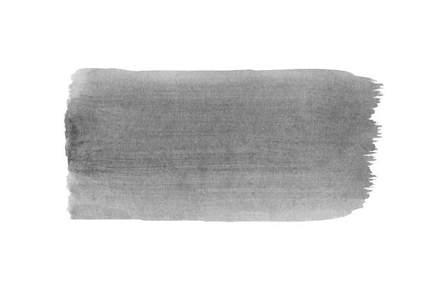 Nuvem de fundo aquarela grunge closeup isolada no branco
