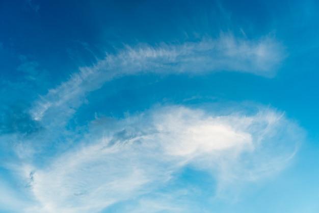 Nuvens cirrus, nuvem em forma de dragão