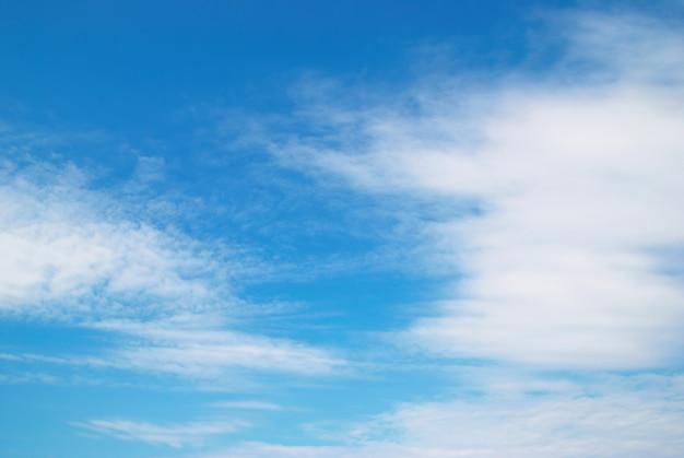 Nuvens e céu podem ser usados como plano de fundo