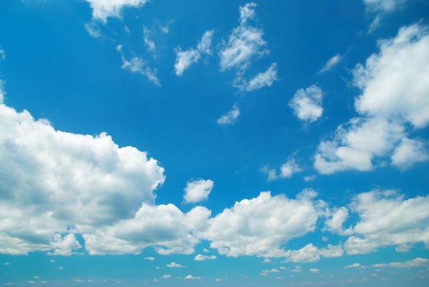 Nuvens lindas com clounds macios