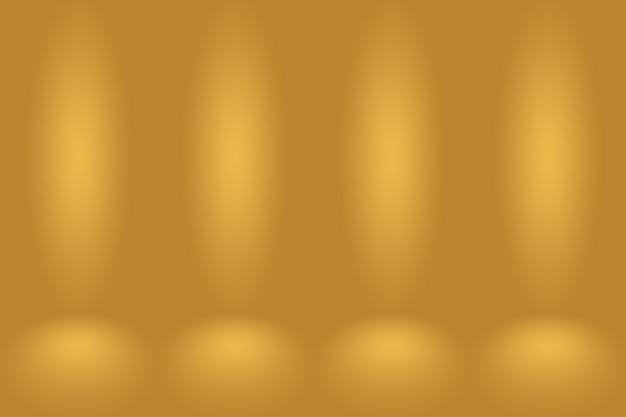 O abstract luxury gold studio também usa como plano de fundo.