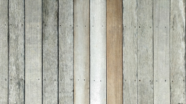O antigo fundo de textura de ripas de madeira