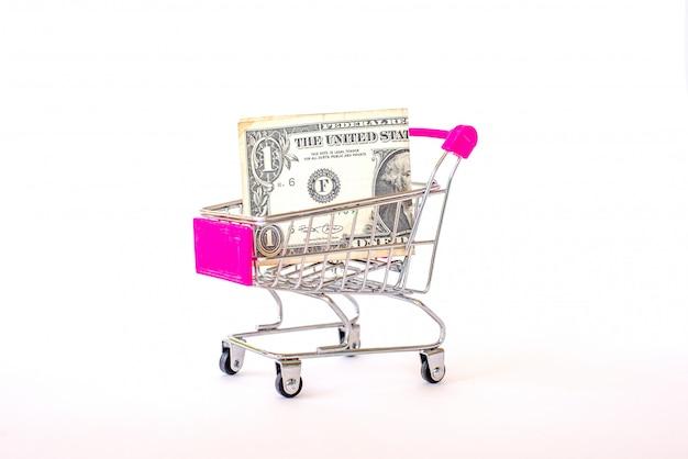 O conceito de compras on-line, comércio na internet