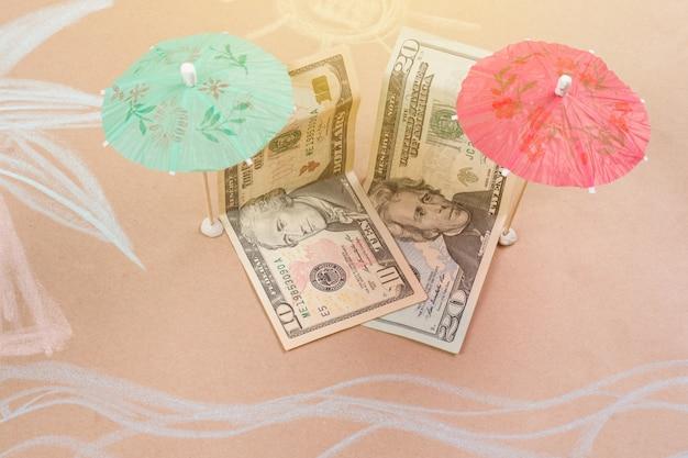 O conceito de paraísos bancários e fiscais no exterior