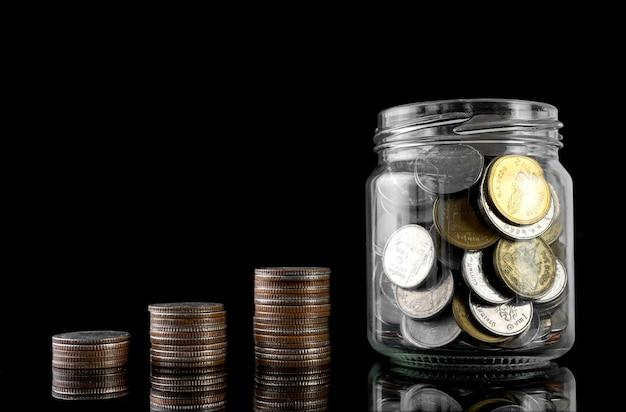 O conceito de poupança de investimento