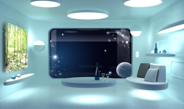O conceito de tecnologias interiores.