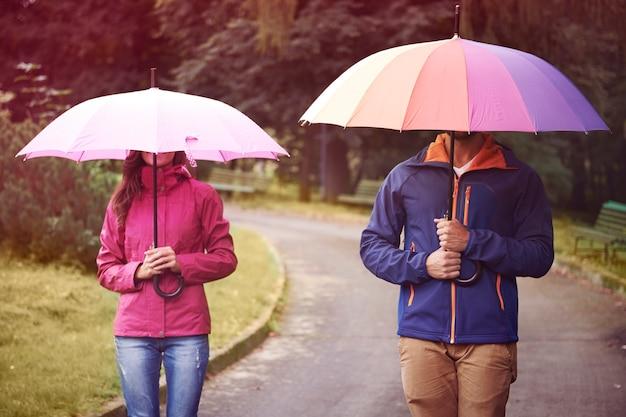 O dia chuvoso está chegando