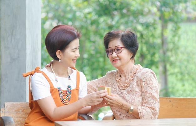 O dia das mães é uma celebração em homenagem à mãe da família
