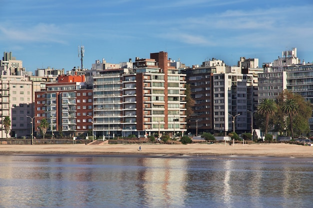 O edifício, montevidéu, uruguai