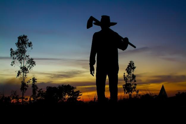 O fazendeiro