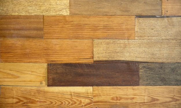 O fundo de madeira da textura da parede com tema natural.