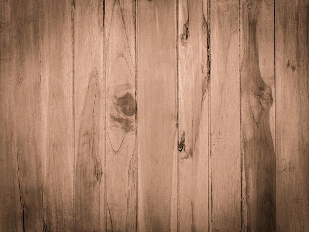 O fundo de madeira da textura da prancha do painel, imagem usou o filtro retro do vintage